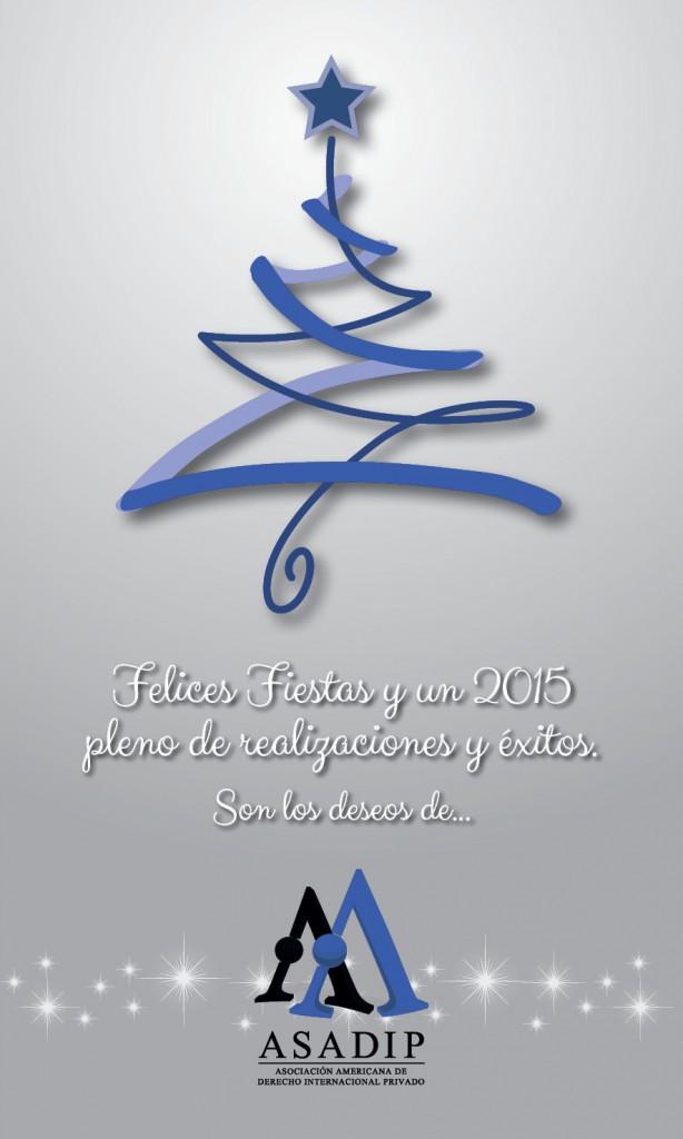 ASADIP tarjeta de navidad 2014