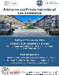Arbitration and Private International Law Conference