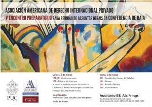 ASADIP – La Haya, informes de la V Reunión Preparatoria