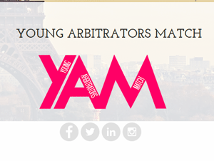 Young Arbitrators Match