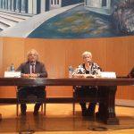 Conferencia magistral a cargo de Katharina Boele-Woelki, presentada por Diego P. Fernández Arroyo