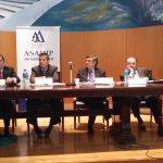 """Debate 4: """"La Convención de Viene de 1980 sobre la compraventa internacional de mercaderías - ¿es bien aplicada?"""" A cargo de: Carolina Iud, Jorge Oviedo, Alejandro Garro, Alberto Zuppi. Moderado por José Luis Marín"""