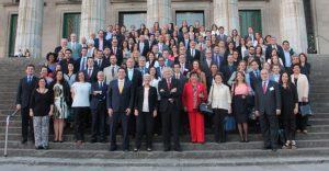 Consejo 2016-2019 de la ASADIP